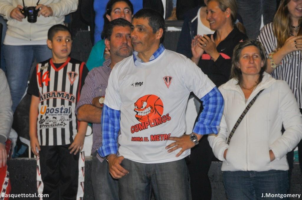 """""""Pese a la juventud del plantel queremos ser protagonistas"""""""
