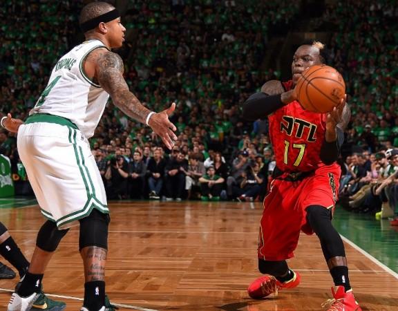 Hawks Vs Celtics 6