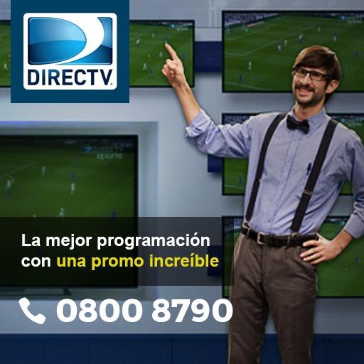 DirectTV - La mejor programación con una promo increíble